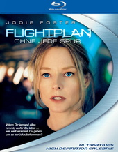 Flightplan - Ohne jede Spur Filmplakat
