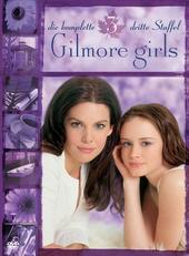Gilmore Girls - Die komplette dritte Staffel (6 DVDs) Filmplakat