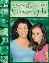 Gilmore Girls - Die komplette vierte Staffel (6 DVDs) Filmplakat