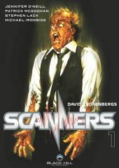 Scanners 1 Filmplakat