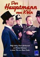 Der Hauptmann von Köln Filmplakat