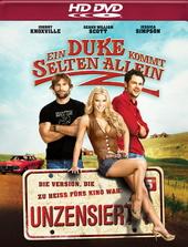 Ein Duke kommt selten allein (Unzensiert) Filmplakat