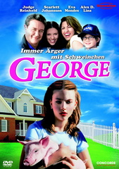Immer Ärger mit Schweinchen George Filmplakat