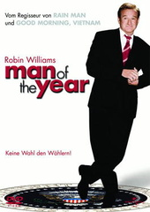 Man of the Year Filmplakat