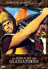 Die Schlacht der Gladiatoren Filmplakat