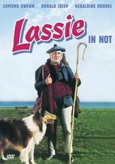 Lassie in Not Filmplakat