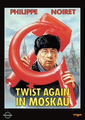 Twist Again in Moskau Filmplakat