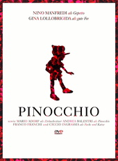 Pinocchio (3 DVDs) Filmplakat