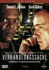 Verhandlungssache (Special Edition, 2 DVDs) Filmplakat