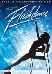 Flashdance (Special Collector's Edition) Filmplakat
