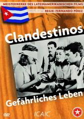 Clandestinos (NTSC) Filmplakat