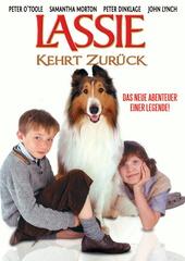 Lassie kehrt zurück Filmplakat