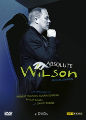 Absolute Wilson (Special Edition, 2 DVDs, OmU) Filmplakat