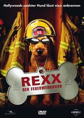 Rexx, der Feuerwehrhund Filmplakat