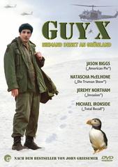 Guy X - Niemand denkt an Grönland Filmplakat
