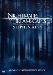 Stephen King's Nightmares & Dreamscapes (3 DVDs) Filmplakat