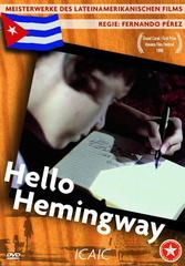 Hello Hemingway (NTSC) Filmplakat