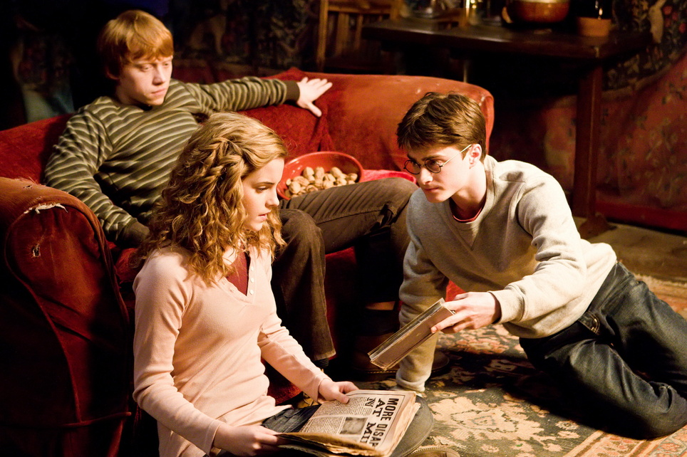 Harry Potter und der Halbblutprinz Harry Potter and the Half-Blood Prince, Kinostart 16.07.2009, USA 2009