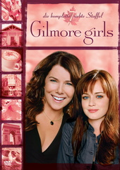 Gilmore Girls - Die komplette siebte Staffel (6 DVDs) Filmplakat