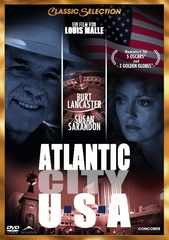 Atlantic City USA Filmplakat