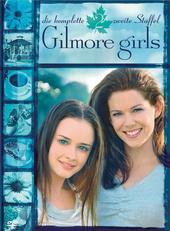 Gilmore Girls - Die komplette zweite Staffel (6 DVDs) Filmplakat
