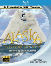 IMAX: Alaska - Spirit of the Wild Filmplakat