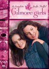 Gilmore Girls - Die komplette fünfte Staffel (6 DVDs) Filmplakat