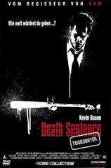 Death Sentence - Todesurteil (Steelbook) Filmplakat