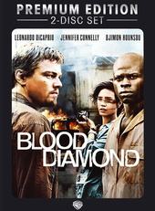 Blood Diamond (Premium Edition, 2 DVDs) Filmplakat