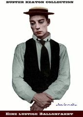 Buster Keaton - The Ultimate Collection Vol. 1 Filmplakat