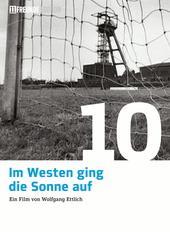 Im Westen ging die Sonne auf (11 Freunde Edition) Filmplakat