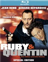 Ruby & Quentin - Der Killer und die Klette (Special Edition) Filmplakat