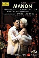 Massenet, Jules - Manon (2 DVDs) Filmplakat