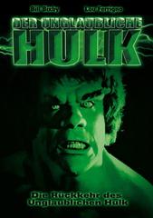Die Rückkehr des unglaublichen Hulk Filmplakat
