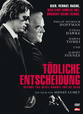 Tödliche Entscheidung - Before the Devil Knows You're Dead Filmplakat