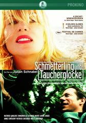 Schmetterling und Taucherglocke Filmplakat