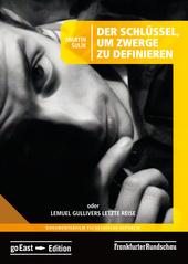 Der Schlüssel, um Zwerge zu definieren oder Lemuel Gullivers letzte Reise (OmU) Filmplakat
