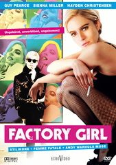 Factory Girl Filmplakat