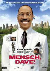 Mensch, Dave! (Pop-Up Edition) Filmplakat