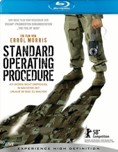 Standard Operating Procedure (OmU) Filmplakat