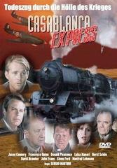 Casablanca Express Filmplakat