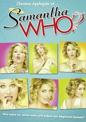 Samantha Who? (3 DVDs) Filmplakat