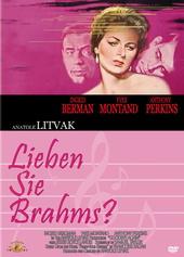 Lieben Sie Brahms? Filmplakat