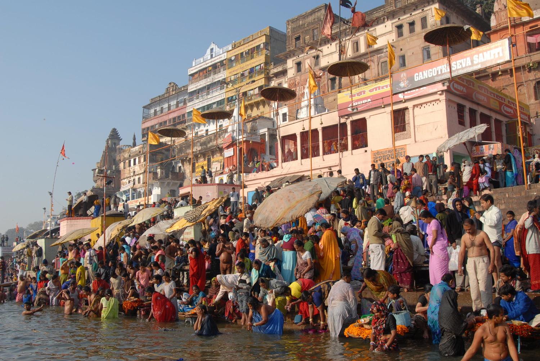 Strom Zum Ganges