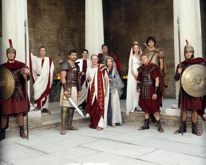 Rom Blut Und Spiele