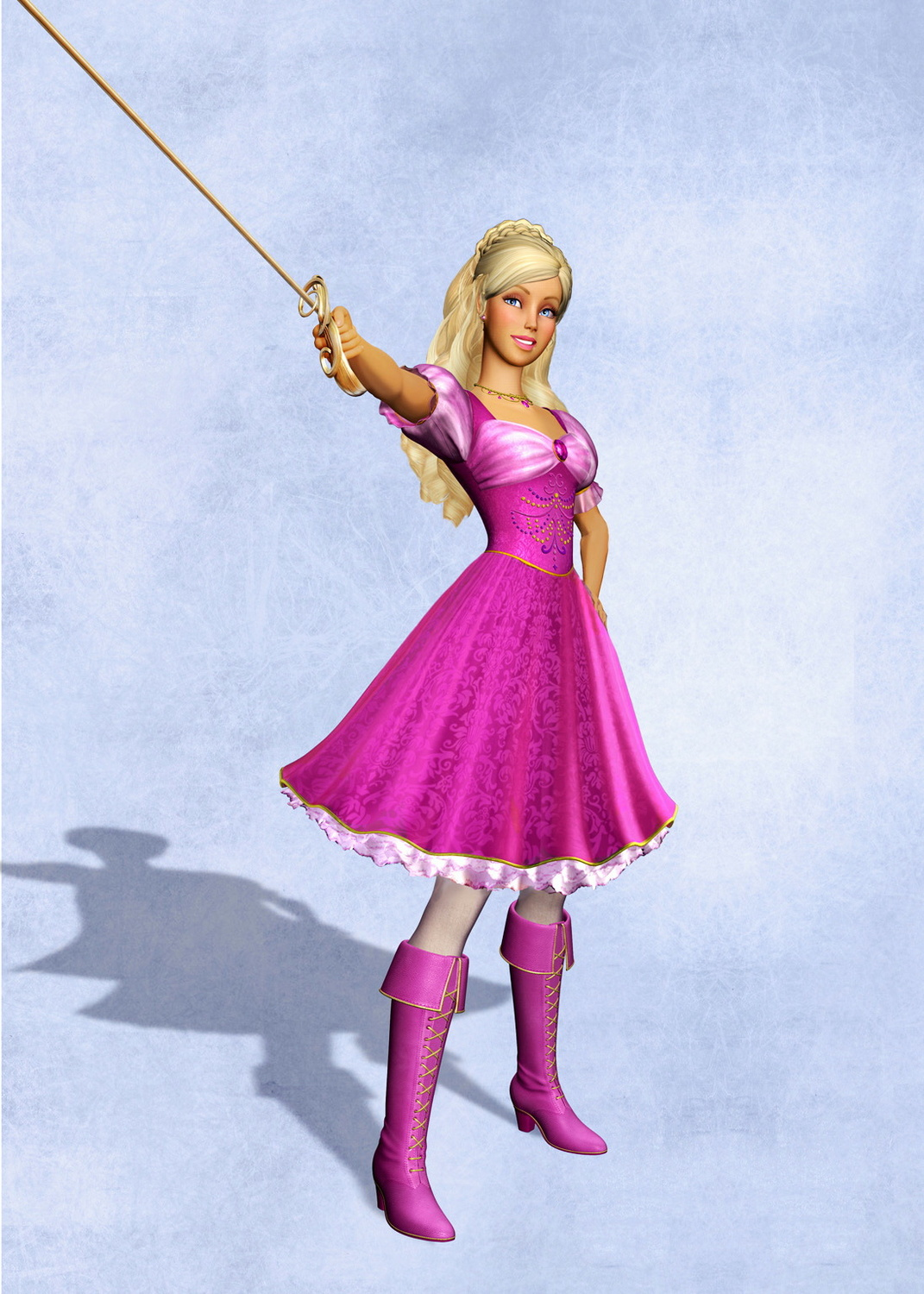 barbie die musketiere