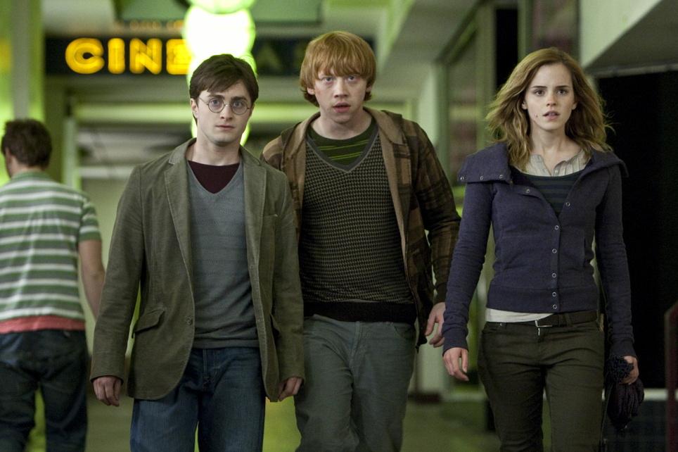 Harry Potter und die Heiligtümer des Todes Teil 1 Harry Potter and the Deathly Hallows: Part I, Kinostart 18.11.2010, USA/Großbritannien 2010