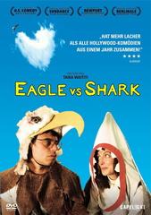 Eagle vs Shark Filmplakat