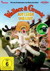 Wallace & Gromit - Auf Leben und Brot Filmplakat