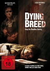 Dying Breed (Einzel-DVD) Filmplakat